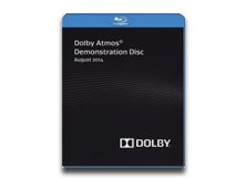 Dolby Demo disc Tryk her