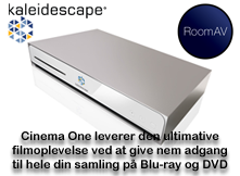 Cinema One leverer den ultimative. Kontakt os for en demo