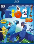 RIO 2 - 3D blu-ray anmeldelse