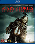 Scary Stories to Tell in the Dark blu-ray anmeldelse