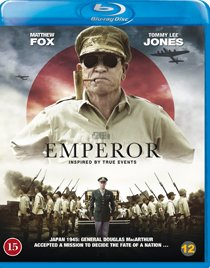 The Emperor blu-ray anmeldelse