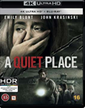 A Quiet Place UHD 4K blu-ray anmeldelse