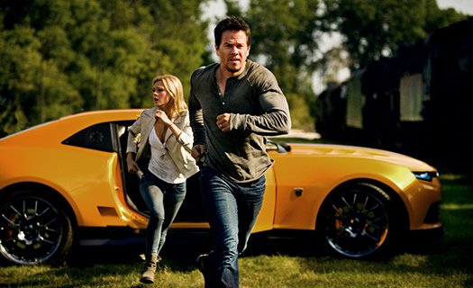 Transformers: Age of Extinction UHD blu-ray anmeldelse