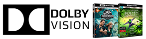 Dolby Vision UHD titler