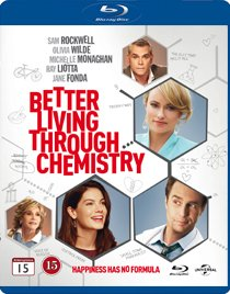 Better Living Through Chemistry blu-ray anmeldelse