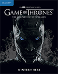 Game of thrones sæson 7 blu-ray anmeldelse