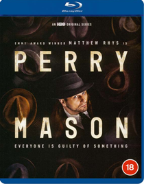 Perry Mason: The Complete First Season blu-ray anmeldelse