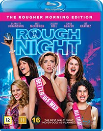 Rough Night blu-ray anmeldelse