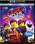 The Lego Movie 2 UHD 4K blu-ray anmeldelse