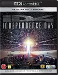 Independence day UHD blu-ray anmeldelse
