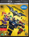 The LEGO Batman Movie UHD 4K blu-ray anmeldelse