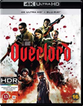 Overlord UHD 4K blu-ray anmeldelse