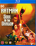 Batman Soul of the dragon blu-ray anmeldelse