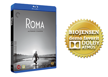 Roma blu-ray anmeldelse