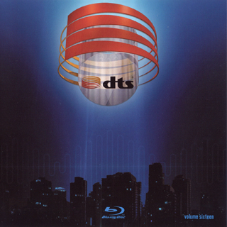DTS Blu-Ray Demonstration Disc 16