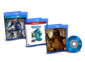 3D Blu-Ray Best Of 2013