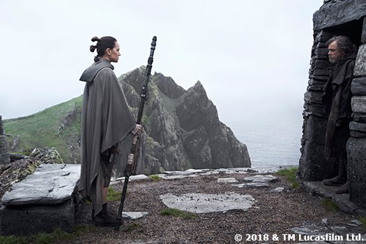 Star Wars: The Last Jedi blu-ray anmeldelse