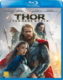 Thor The Dark World blu-ray anmeldelse