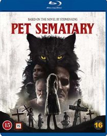 Pet Sematary blu-ray anmeldelse