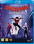 Spider-Man Into the Spider Verse blu-ray anmeldelse