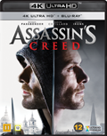 Assassins Creed UHD 4K blu-ray anmeldelse