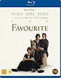 The Favourite blu-ray anmeldelse