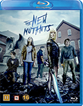 The New Mutants blu-ray anmeldelse