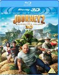 Journey 2: The Mysterious Island 3D blu-ray anmeldelse