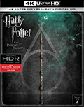 Harry Potter The Deathly Hallows Part 2 UHD 4K blu-ray anmeldelse