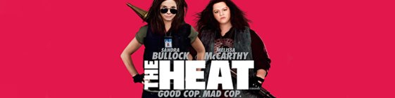 The Heat blu-ray anmeldelse