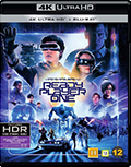 Ready player one UHD 4K blu-ray anmeldelse