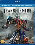 Transformers Age Of Extinction blu-ray anmeldelse