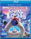 Smalfoot 3D blu-ray anmeldelse