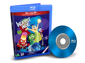 Animation 3D blu-ray