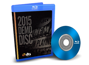 DTS Demo Disc