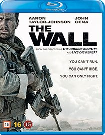 The Wall blu-ray anmeldelse