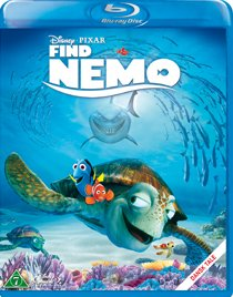 Find Nemo blu-ray anmeldelse
