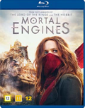 Mortal Engines blu-ray anmeldelse