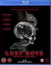 Lost Boys blu-ray anmeldelse