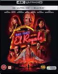 Bad Times at the El Royale UHD 4K blu-ray anmeldelse